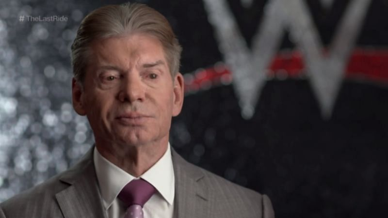 Vince McMahon has the final say on WWE