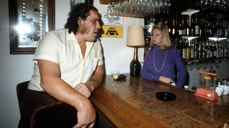 Andre the Giant is a WWE Hall of Famer