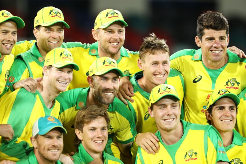 Australia recently lost its first ODI match in Canberra