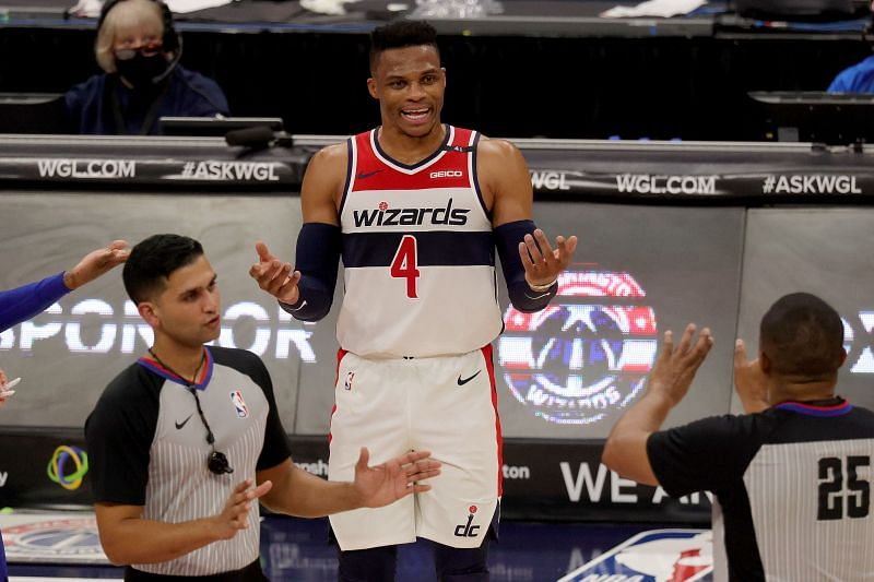 Westbrook looked good in his debut with the Washington Wizards.