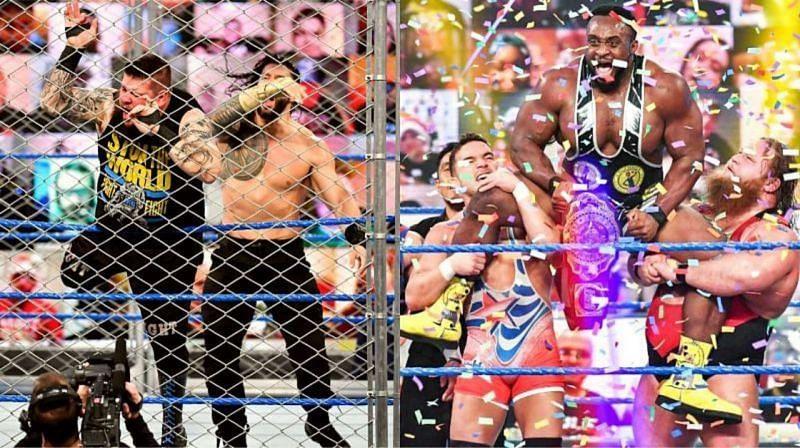 इस हफ्ते हुआ क्रिसमस स्पेशल WWE SmackDown का एपिसोड काफी शानदार साबित हुआ