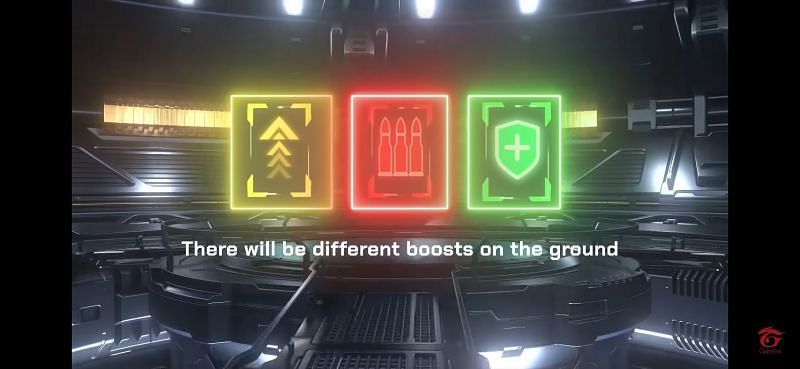 Boost Cards in Cosmic Racer mode