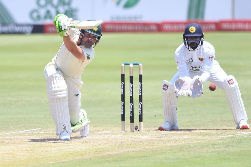 South Africa v Sri Lanka - First Test Day 2
