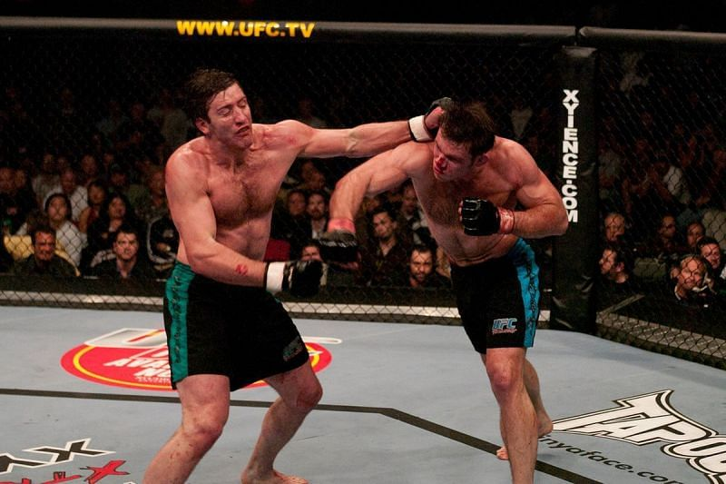 The famous clash between Forrest Griffin and Stephan Bonnar put the UFC - and TUF - on the map in 2005