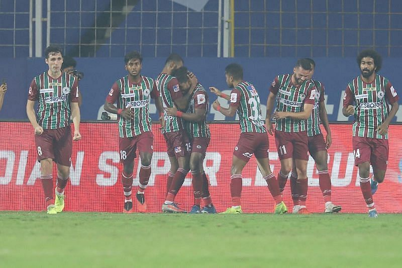 ATK Mohun Bagan have won three out of their four matches in ISL 2020-21 (Courtesy - ISL)
