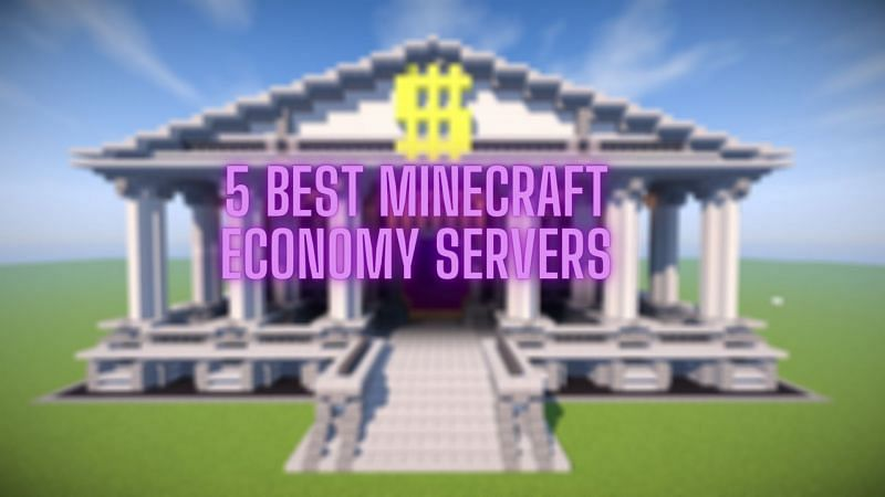 A comprehensive, in depth review of some of the best Minecraft economy servers