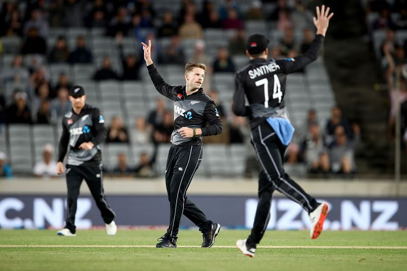 Lockie Ferguson and Mitchell Santner appear to be first-choice selections.