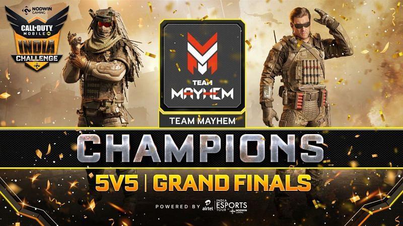 Team Mayhem