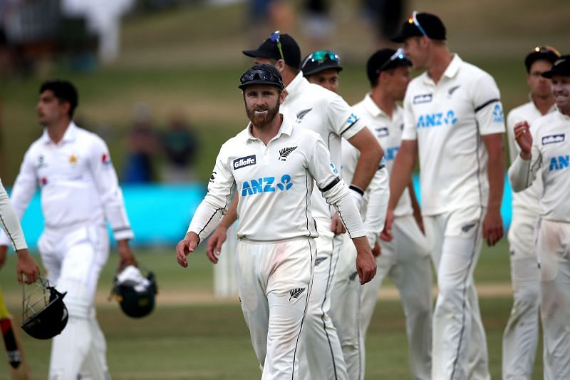 The Kiwis are now the top ranked Test team in the world