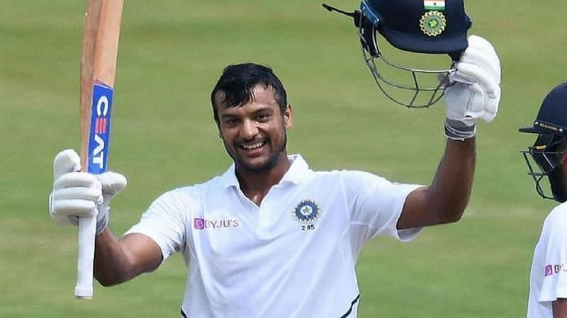 Aakash Chopra believes Mayank Agarwal is the only confirmed opener in the Indian Test team