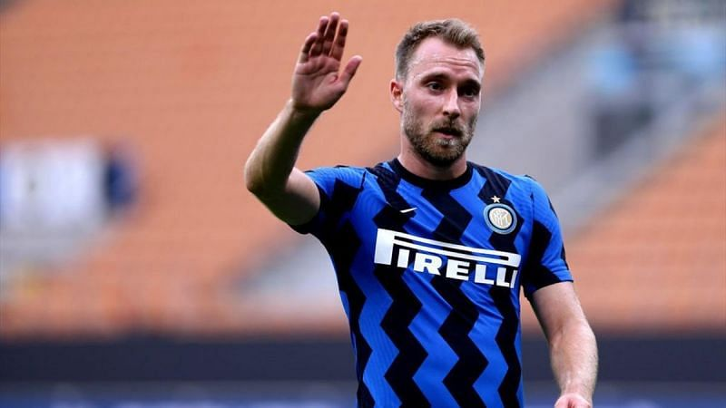 Inter will have to cope with Eriksen