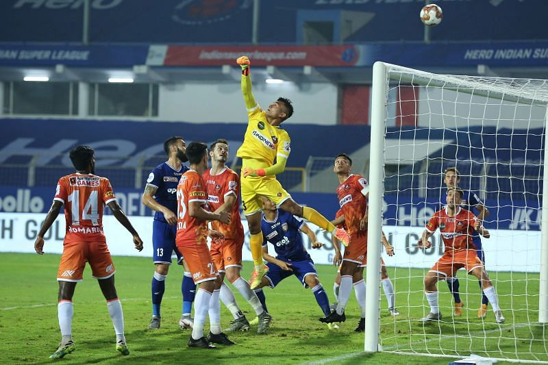 Chennaiyin FC got back to winning ways (Courtesy: ISL)