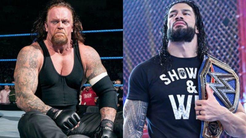 द अंडरटेकर और रोमन रेंस WWE में आने से पहले अजीब जॉब्स कर चुके हैं