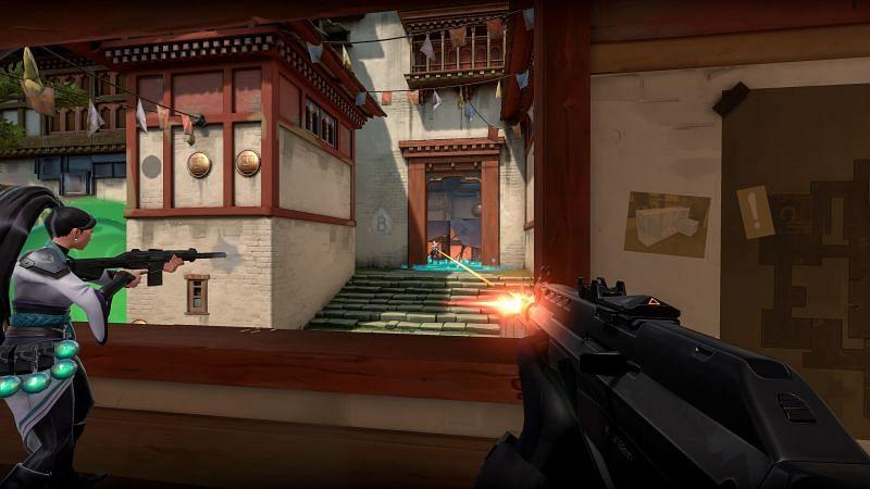 Reveal B site Valorant (Image via Riot Games)
