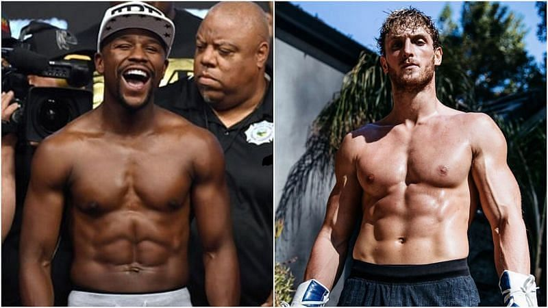 Logan Paul Vs Floyd Mayweather is officially happening