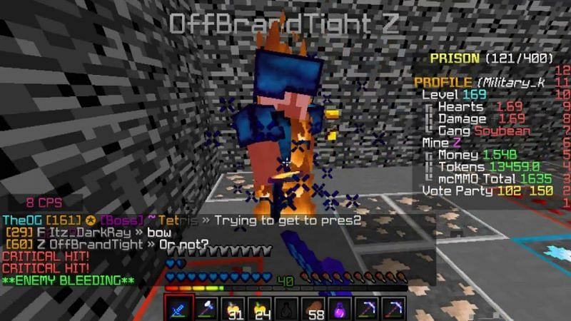All time best 5 Minecraft Prison Servers to Join
