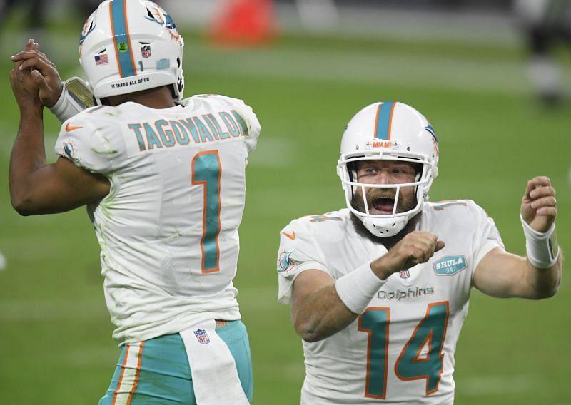 Miami Dolphins could use both quarterback vs Buffalo Bills