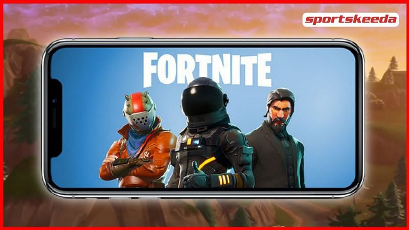 Fortnite may be returning to iOS sometime next year as a part of the Nvidia NOW service (Image via Sportskeeda)
