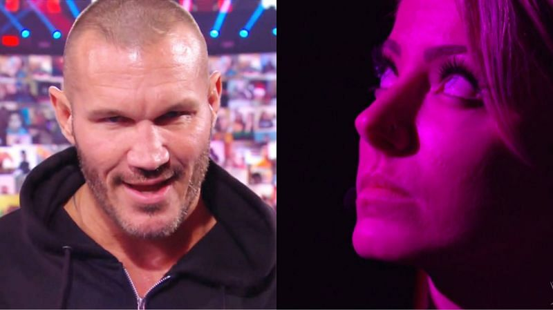 WWE RAW after TLC included a big moment between Alexa Bliss and Randy Orton.