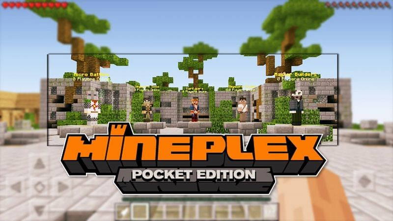 5 Best Minecraft Servers For Android In 2020