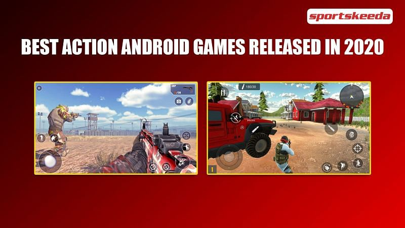 Best action Android games which released in 2020