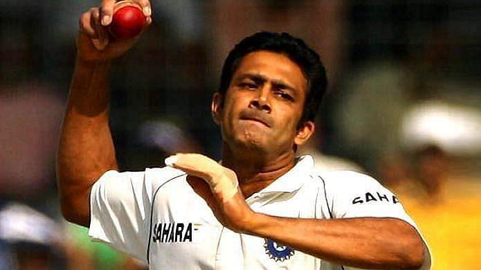 Aakash Chopra chose Anil Kumble as the leg-spinner ahead of Shane Warne