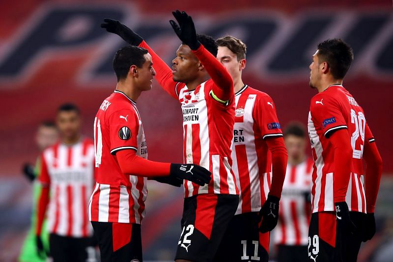 PSV will be hoping to close the gap on Eredivisie leaders Ajax with a win over Waalwijk this weekend