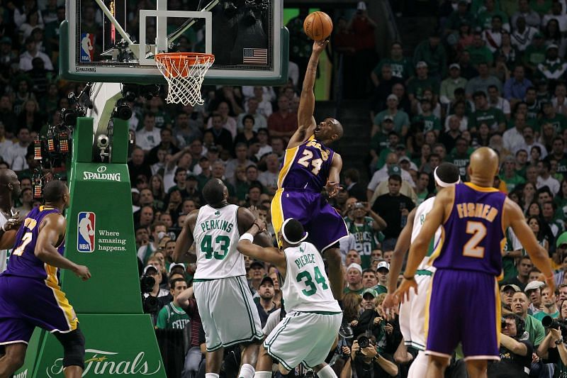 NBA Finals Game 5: Los Angeles Lakers v Boston Celtics