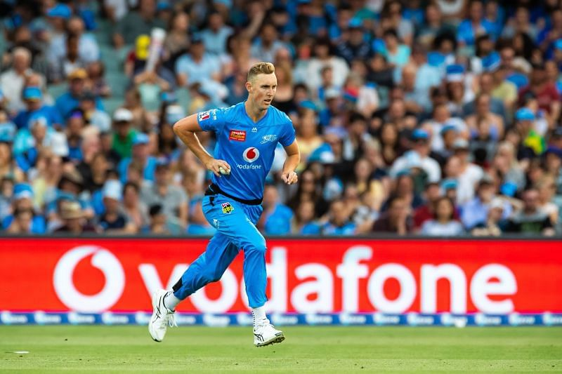 Melbourne Stars and Adelaide Strikers executed the fourth trade in BBL history