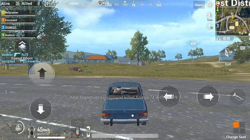 Always carry a vehicle during the last circles (Image via gamingshackTV)