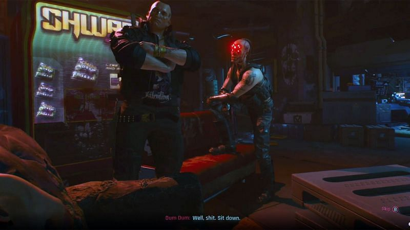 Doom Doom (Image via CD Projekt RED)