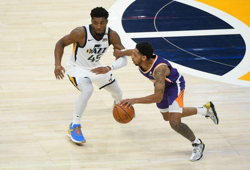 Phoenix Suns v Utah Jazz