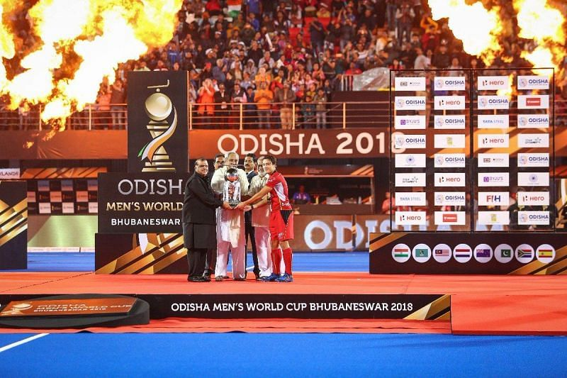 Odisha hosted the 2018 FIH Men