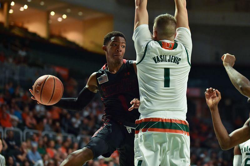 Gardner-Webb v Miami