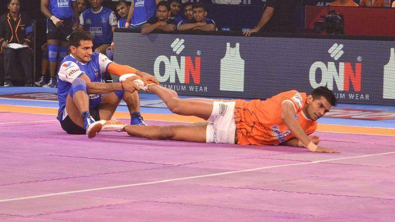 Deepak Niwas Hooda has scored the most points for Puneri Paltan in their history.