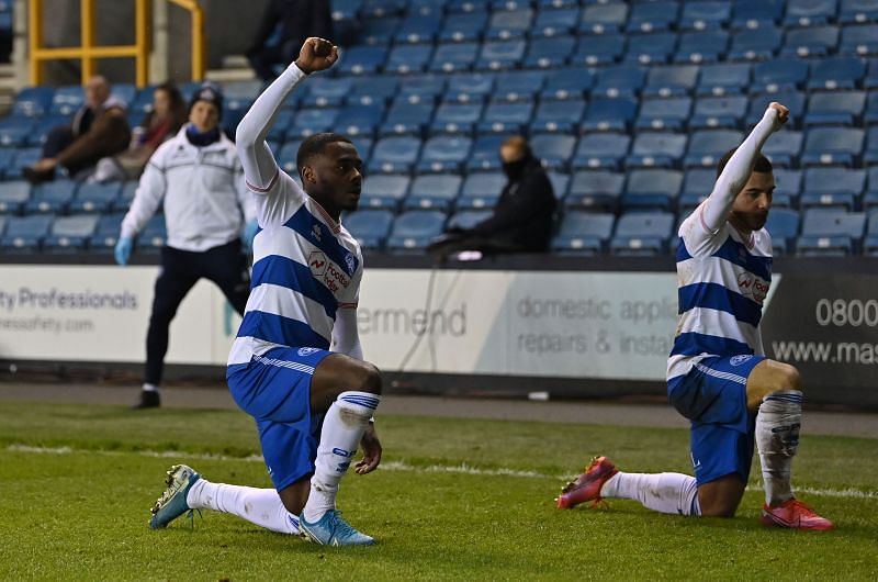 Will QPR be able to defeat high-flying Reading this weekend?