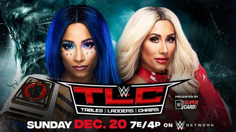 Sasha Banks will defend her WWE SmackDown Women