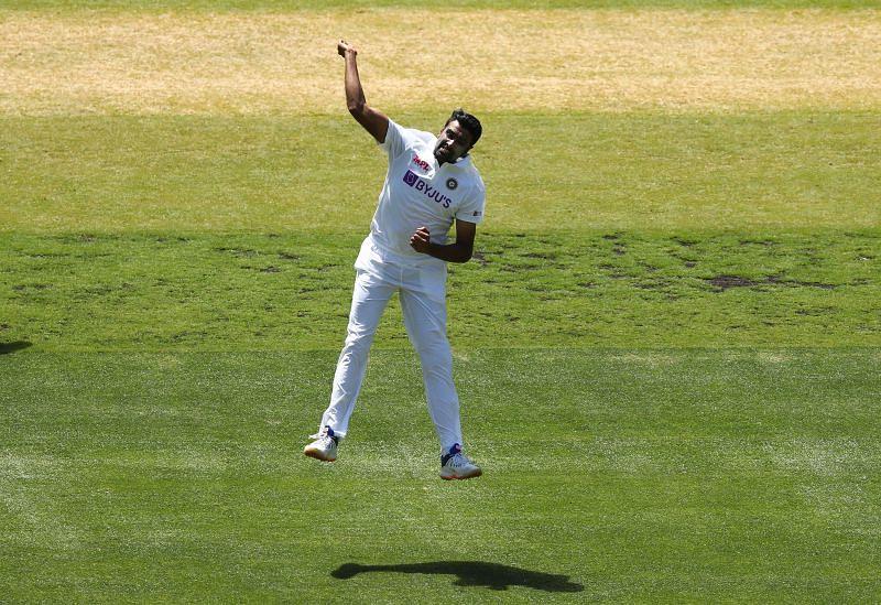 Ravichandran Ashwin scalped three wickets in Australia