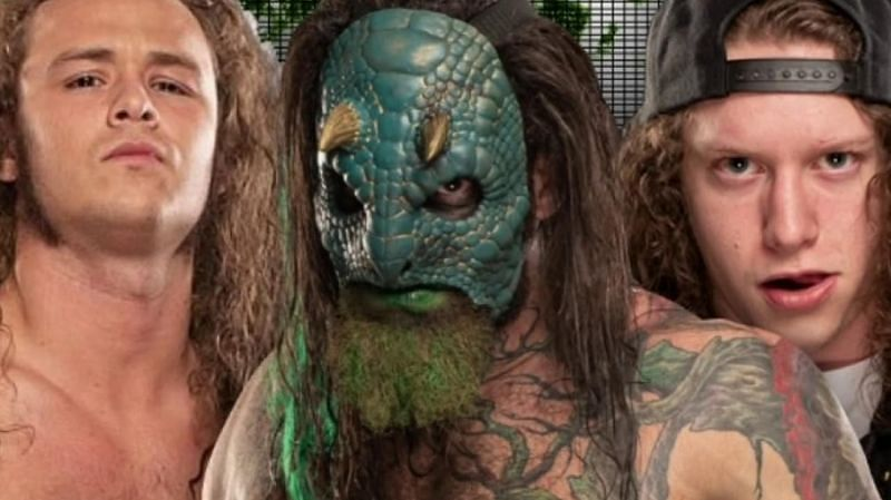 Jurassic Express were the latest guests on the AEW Unrestricted podcast.