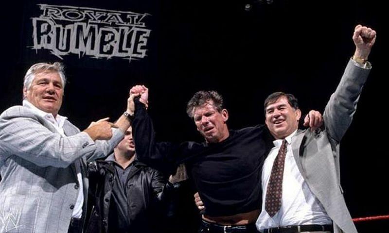 WWE Royal Rumble no iba a existir