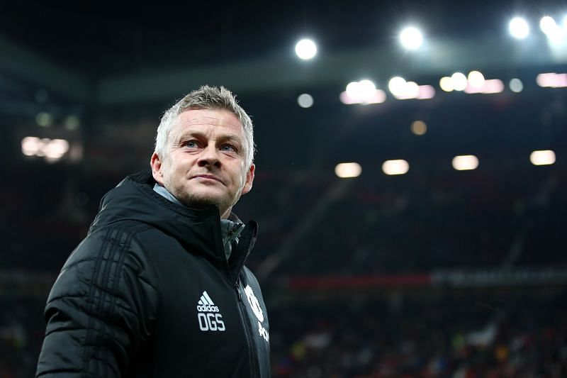 Ole Gunnar Solskjær is close to reaching his maximum at Manchester United