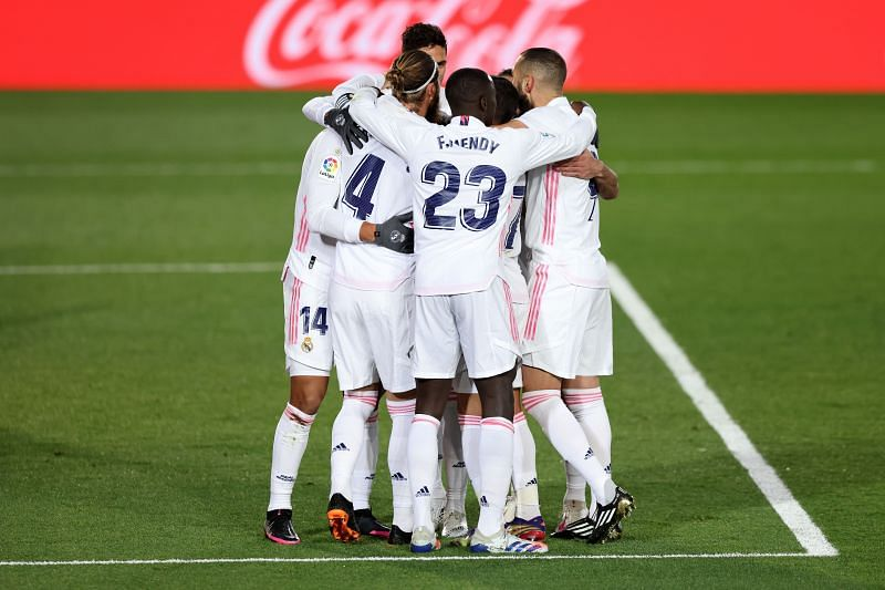 Real Madrid play Elche on Wednesday