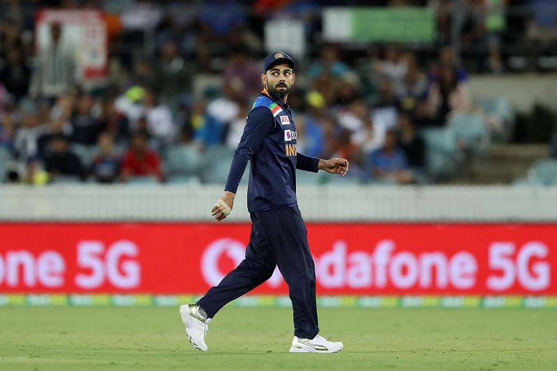 Mohammad Kaif criticized Virat Kohli for making frequent changes in the playing XI