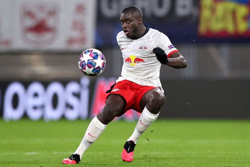 Dayot Upamecano could arrive at Manchester United in January.