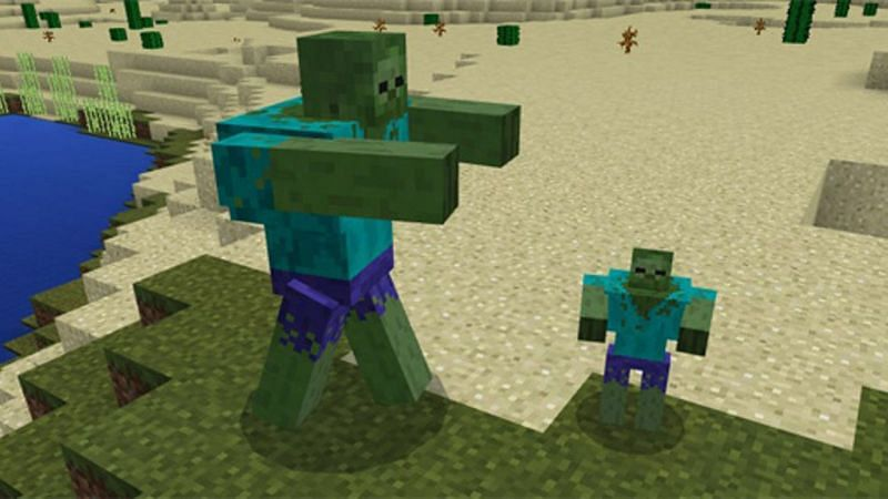 Mutant Creatures (Image via minecraft.net)