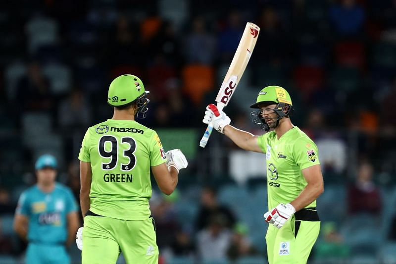 BBL: Daniel Sams sparked an improbable win for the Sydney Thunder in their last game