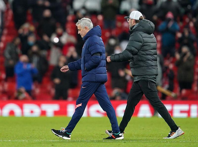 Jose Mourinho was incensed by Jurgen Klopp