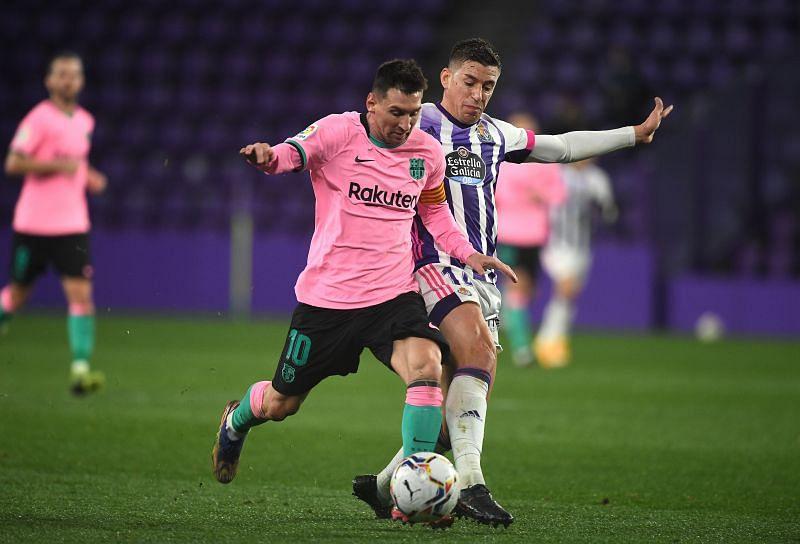 Real Valladolid CF v FC Barcelona - La Liga Santander