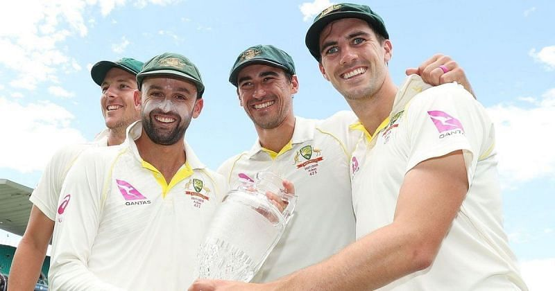 Bowlers have played a great part in the Australian team