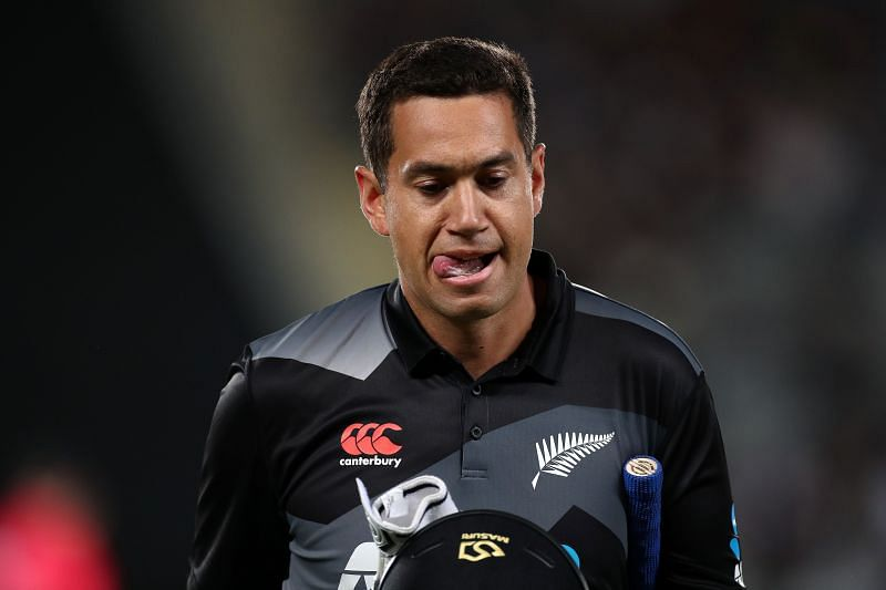 Ross Taylor has been dropped from New Zealand